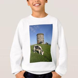 Solomonの寺院 + 牛 スウェットシャツ