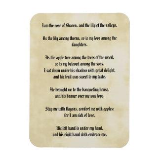 Solomonの歌 マグネット