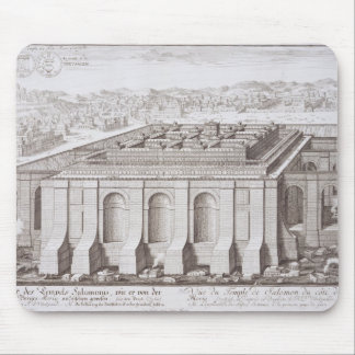 Solomon、「e-i Entwurfからのエルサレムの寺院、 マウスパッド