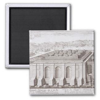 Solomon、「e-i Entwurfからのエルサレムの寺院、 マグネット