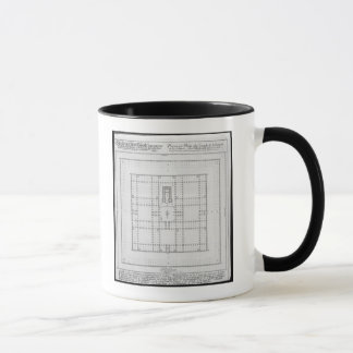 Solomon、「Enからのエルサレムの寺院の計画、 マグカップ