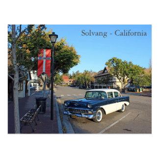 Solvangのクールな郵便はがき! ポストカード
