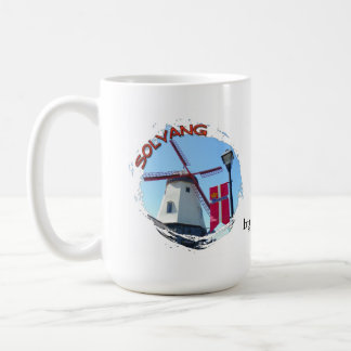Solvangの美しいマグ! コーヒーマグカップ