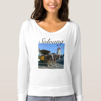 Solvang Califorinaの馬 Tシャツ