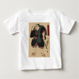 Somagahana Fuchiemon相撲のレスリング選手 ベビーTシャツ