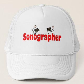 Sonographerのギフト キャップ