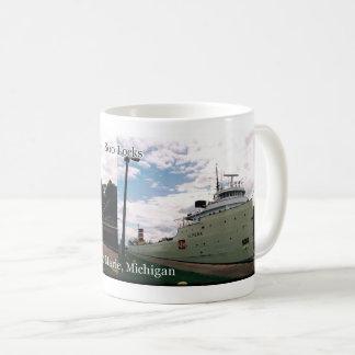 SooのAlpenaはマグを締めます コーヒーマグカップ