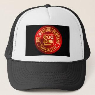 Sooライン鉄道印の帽子 キャップ