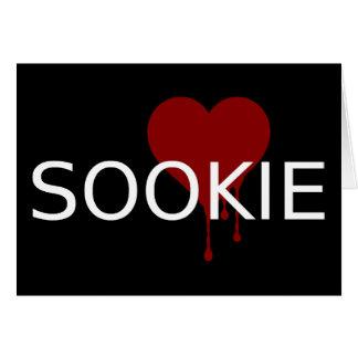 Sookieの血のハート カード