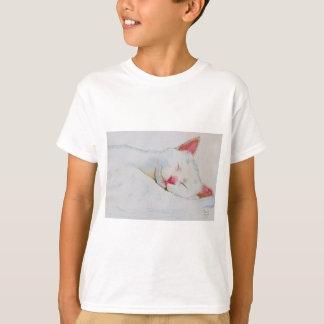 soooの眠い幽霊001 tシャツ