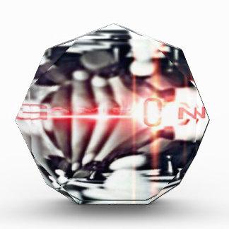 SOOSO VISIONZのチェスのデザイン 表彰盾