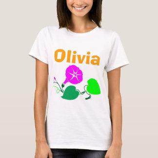 SophiaエマイザベラオリビアAvaエミリー Tシャツ