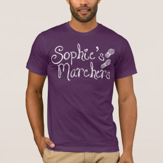 Sophieの行進者の報酬の人 Tシャツ