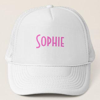 Sophie キャップ