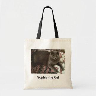 SOPHIE CATのトートバック トートバッグ