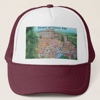Sorianoのnel Cimino、イタリア-帽子 キャップ