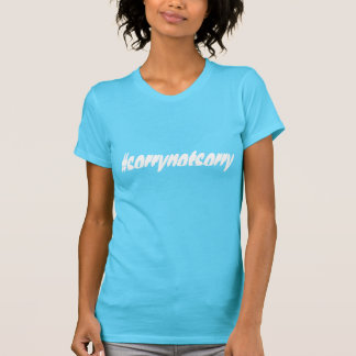 #sorrynotsorry tシャツ