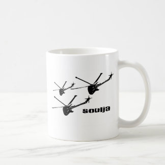 Souljaの衣服のチョッパー3 コーヒーマグカップ