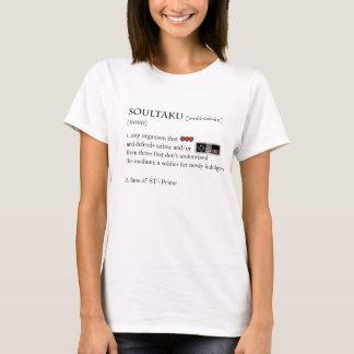 Soultakuの女性のティーの定義 Tシャツ