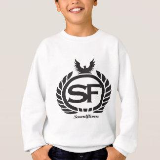 SoundFlameのロゴ スウェットシャツ