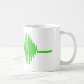 Soundwave コーヒーマグカップ