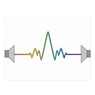 Soundwave ポストカード