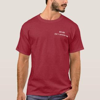 Southridgeの高等学校のDrumlineのワイシャツ Tシャツ