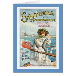 Southseaおよびポーツマス カード