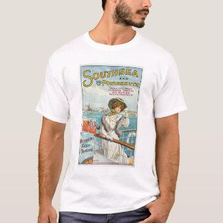 Southseaおよびポーツマス Tシャツ