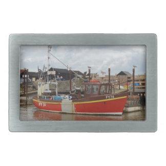 Southwoldの漁船のアクエリアス 長方形ベルトバックル