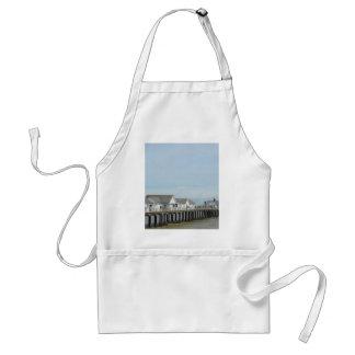 Southwold桟橋のサフォーク スタンダードエプロン