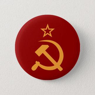 Soviet 缶バッジ