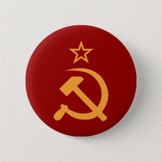 Soviet 5.7cm 丸型バッジ