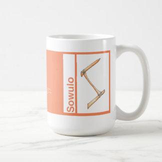 SowuloのRuneのマグ コーヒーマグカップ