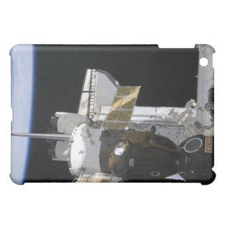 Soyuzのつながれた宇宙船 iPad Miniケース