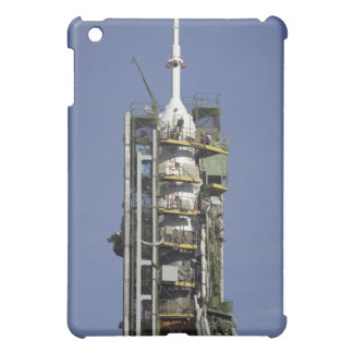 Soyuzのロケットは位置に建ちます iPad Mini カバー