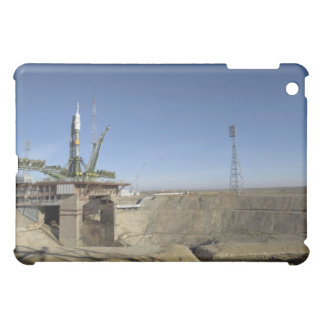 Soyuzのロケットは位置5に建ちます iPad Miniカバー