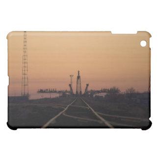 Soyuzの発射パッド iPad Mini カバー