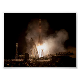 Soyuzの進水 ポスター