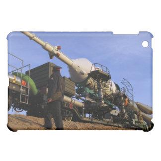 Soyuz TMA-13の宇宙船3 iPad Mini Case