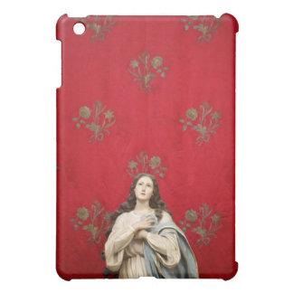 Spaccanapoli教会の新しい彫像、ナポリ iPad Mini カバー