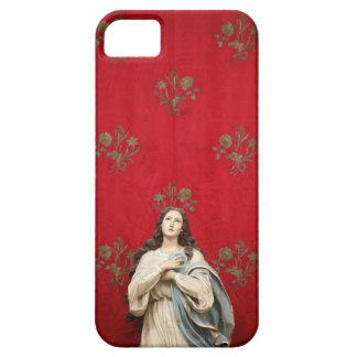Spaccanapoli教会の新しい彫像、ナポリ iPhone SE/5/5s ケース