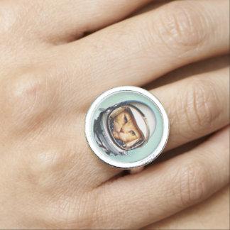 Space Cat 指輪