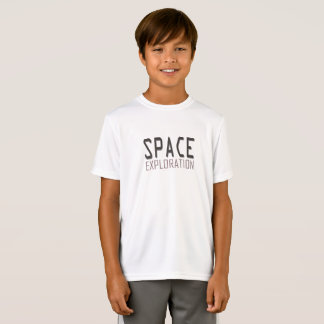 Space exploration tシャツ