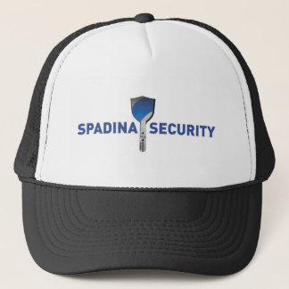 Spadinaの保証ロゴ キャップ