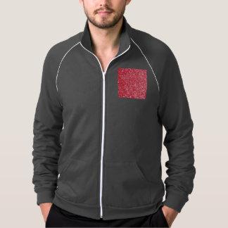 Sparkleyのスタイルのグリッター ジャケット