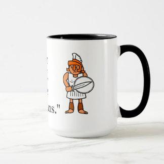 Spartansのマグ マグカップ