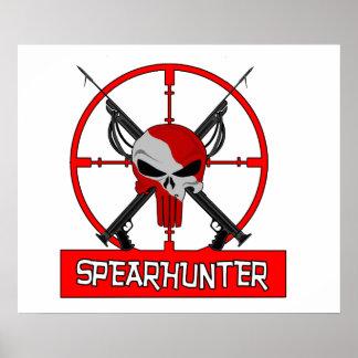 Spearhunterポスター ポスター