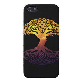 Speckの場合生命の樹 iPhone 5 カバー