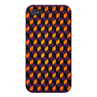 Speckの熱い紫色の箱 iPhone 4/4S Cover